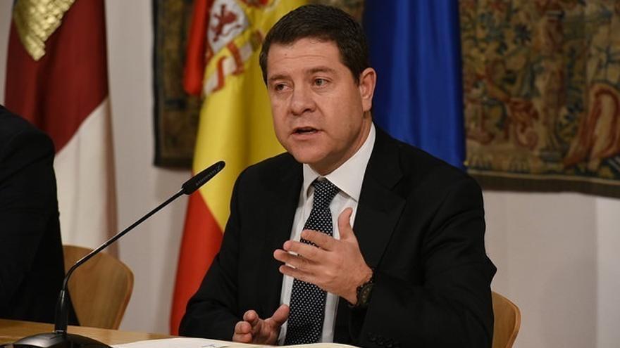 """García-Page: """"Me he propuesto que no nos enzarcemos a la primera de cambio ni haya mal rollo"""""""