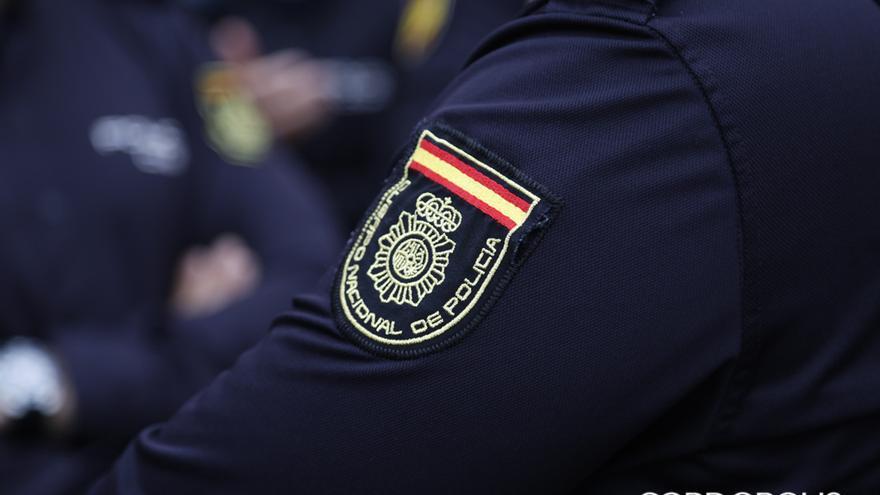 Agente de Policía Nacional | ÁLEX GALLEGOS