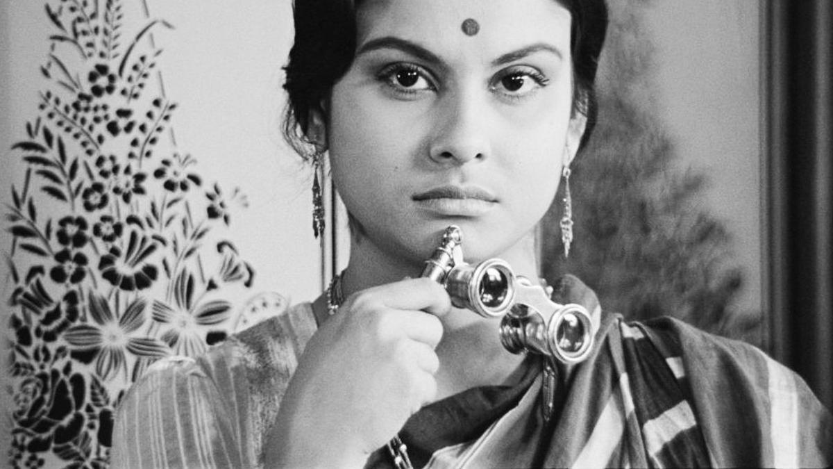'Charulata. La esposa solitaria' (Satyajit Ray)
