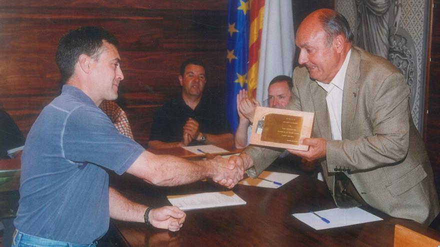 Muere el exalcalde de Solsona (Lleida) Ramon Llumà, uno de los primeros en quitar la bandera española