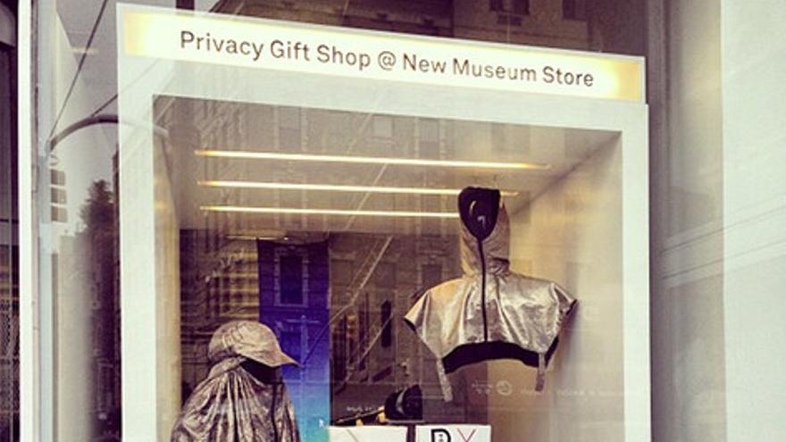 'Privacy Gift Shop' ha viajado de Nueva York a Viena, Ámsterdam o Tel Aviv