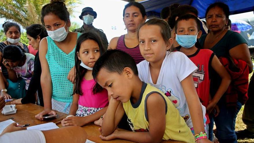 Unos 11.000 niños y jóvenes de Mocoa regresan a clases tras la avalancha