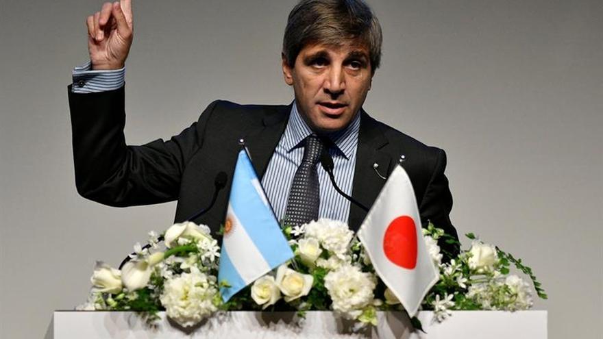 Macri hace en Tokio un llamamiento a la inversión en Argentina