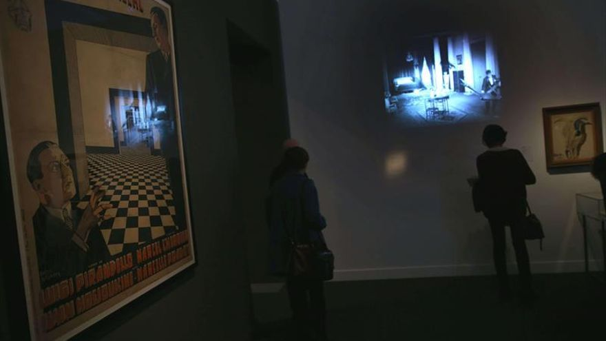 Una exposición explora la porosidad entre el cine y el arte a lo largo de 120 años