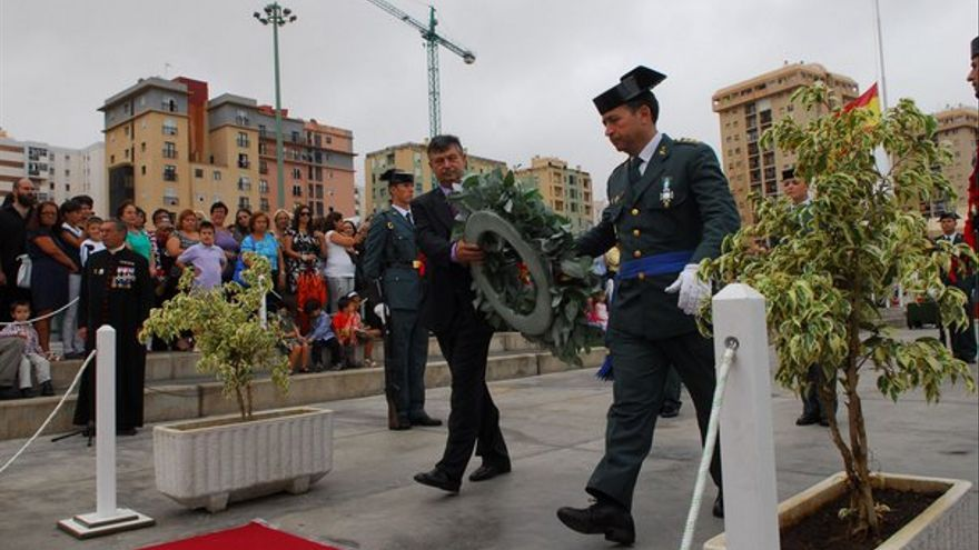 De los actos en honor a la patrona de la Guardia Civil en Gran Canaria #3