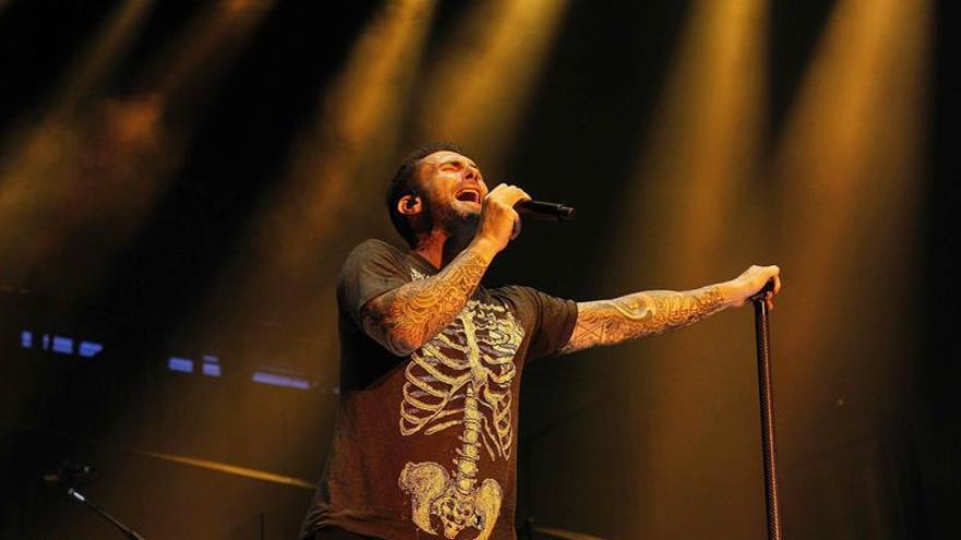 Agotadas en una hora las entradas de Maroon 5 y Red Hot para Rock in Río