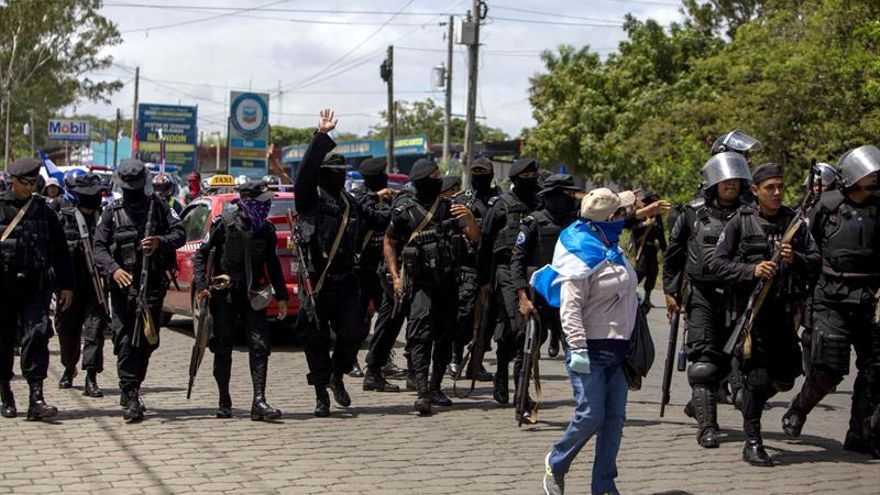 """Reportan 767 """"presos políticos"""" por protestar contra Ortega en Nicaragua"""