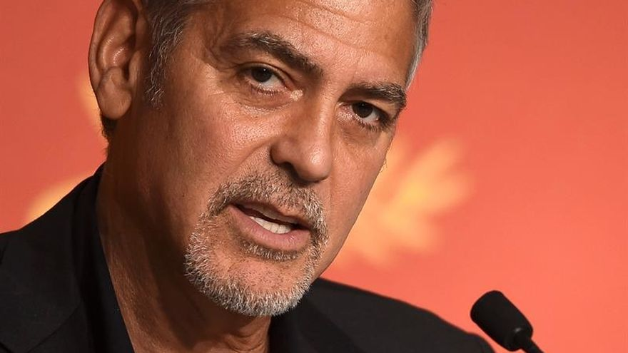 Clooney: Trump no va a ser presidente porque no nos va a dominar el miedo