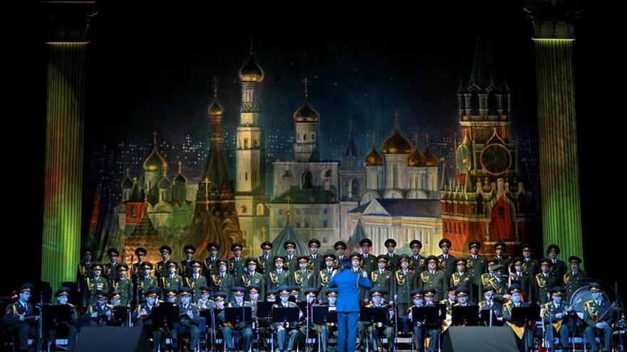 En el avión siniestrado viajaban 64 integrantes del coro del Ejército ruso