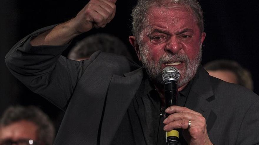 Lula se postula como posible candidato del PT en las elecciones de 2018
