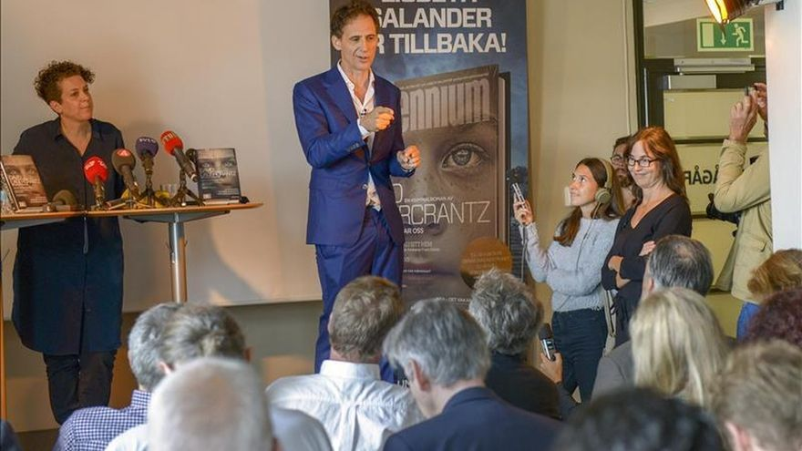 """La nueva entrega de """"Millennium"""". Lisbeth Salander regresa sin Stieg Larsson"""