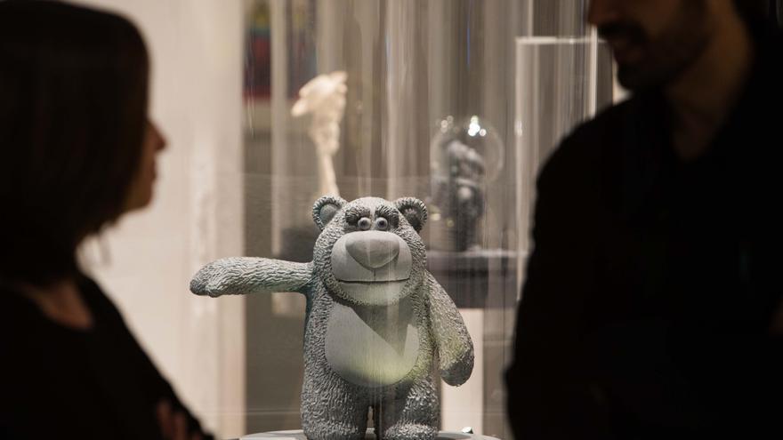 La exposición 'Pixar. 25 años de animación' se puede ver en CaixaForum Madrid hasta el 22 de junio.