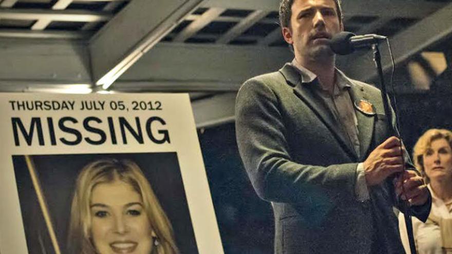 Perdida, el último grito de David Fincher