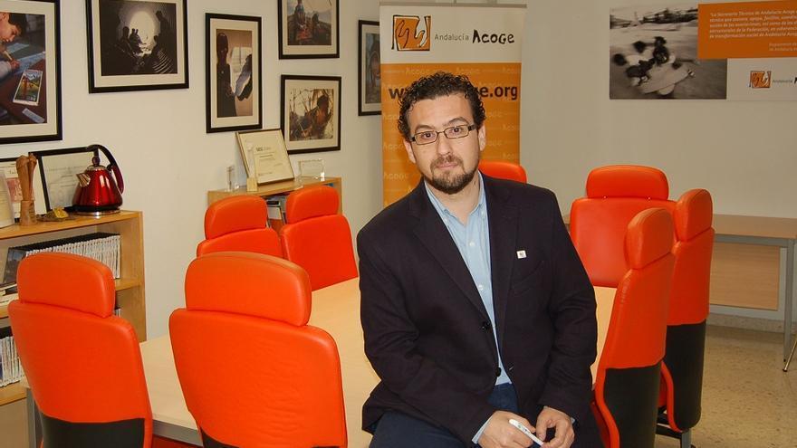 José Miguel Morales, Andalucía Acoge