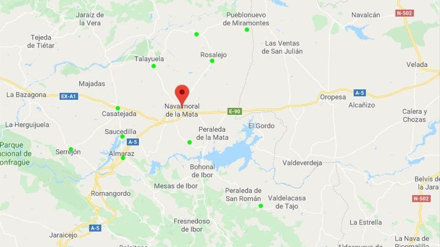 Pueblos Extremadura Vox