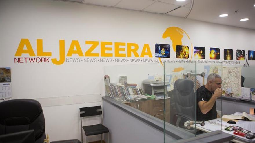 La Federación Internacional de Periodistas condena el cierre de Al Yazira en Israel