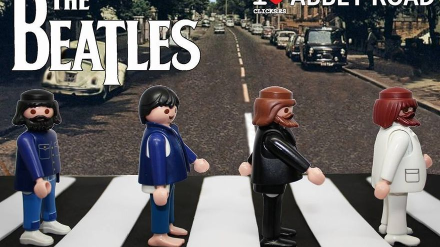 I love Abbey Road