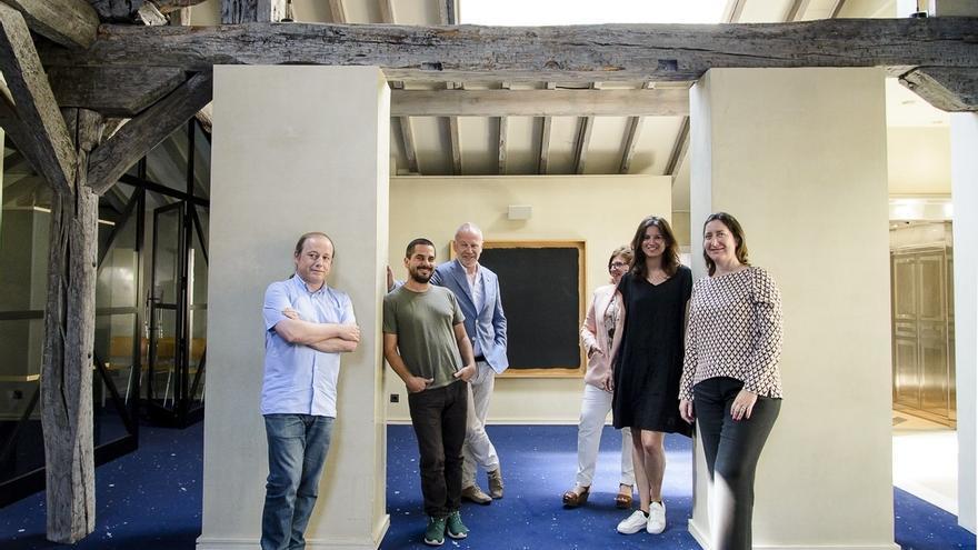 Siete artistas españoles y uno cubano, beneficiarios de las Becas Internacionales de Artes Plásticas Fundación Botín