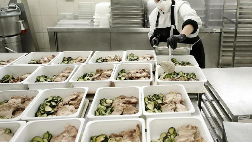 Fira Barcelona cocinará 24.000 menús para hospitales y residencias de España