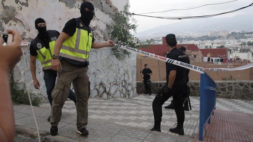 Desmantelan una célula yihadista con seis detenidos en Marruecos y Melilla