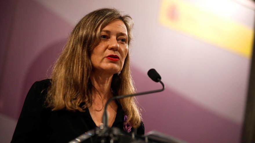 """Victoria Rosell: """"Si el PP me veta para el CGPJ, ¿qué están vetando: la anticorrupción, el feminismo?"""""""
