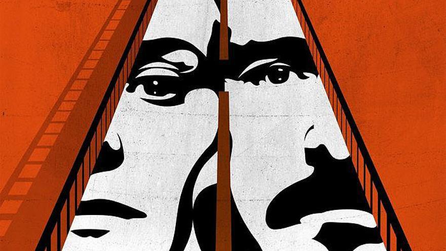 Detalle del póster de la seguna temporada de 'The Bridge'