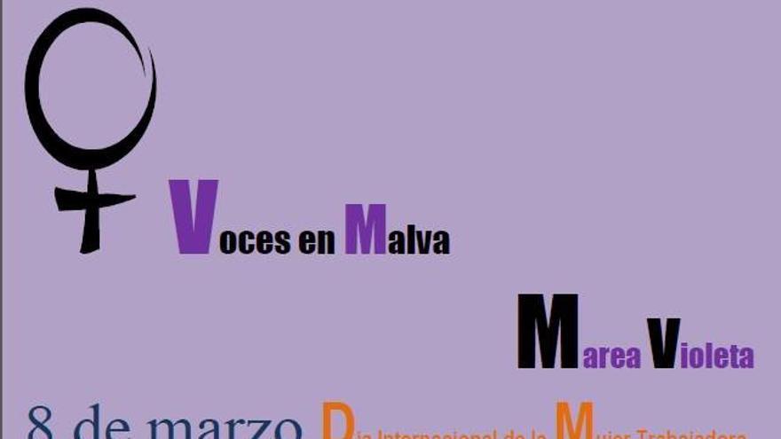 Acto de Voces en Malva en Talavera de la Reina