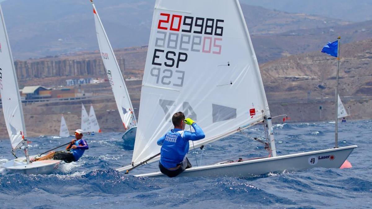 La Copa finalizaba este domingo en aguas de Las Palmas de Gran Canaria.