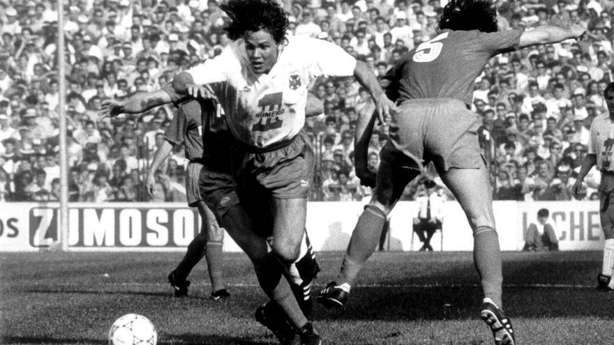 30 años del mayor fichaje del CD Tenerife de todos los tiempos