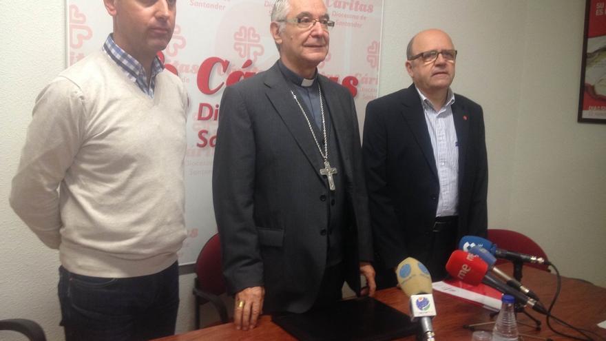 Cáritas atendió en 2015 a más de 14.000 personas en Cantabria
