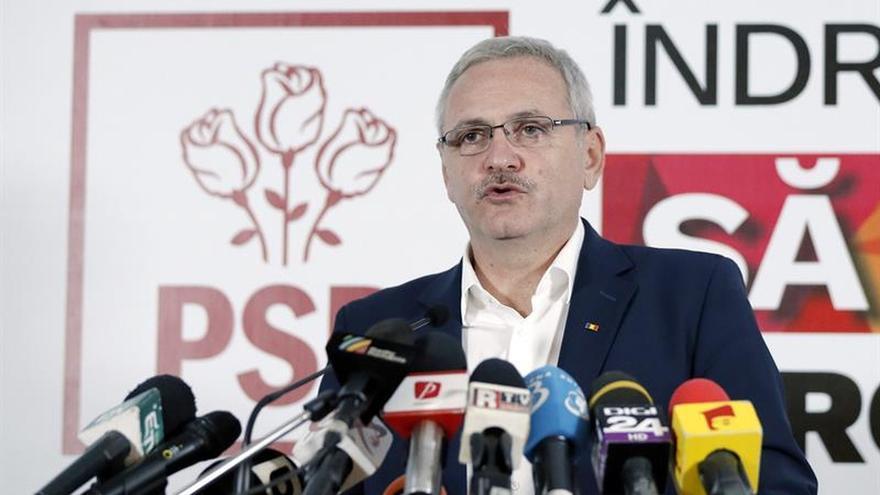El resultado parcial confirma el triunfo de los socialdemócratas en Rumanía