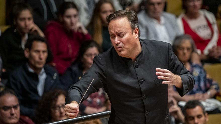 El regreso de la Orquesta Filarmónica de Gran Canaria será un homenaje a las víctimas de la pandemia y al personal sanitario