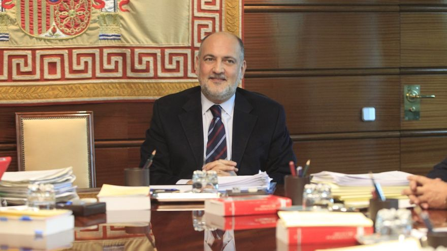 El presidente del TC imparte hoy en Valladolid una conferencia sobre la interpretación de la Constitución
