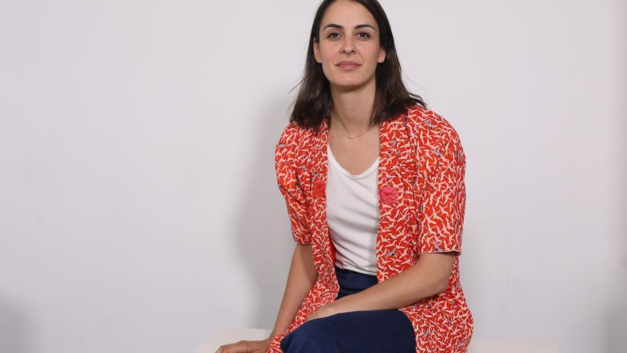 La portavoz de Más Madrid del Ayuntamiento de Madrid, Rita Maestre.