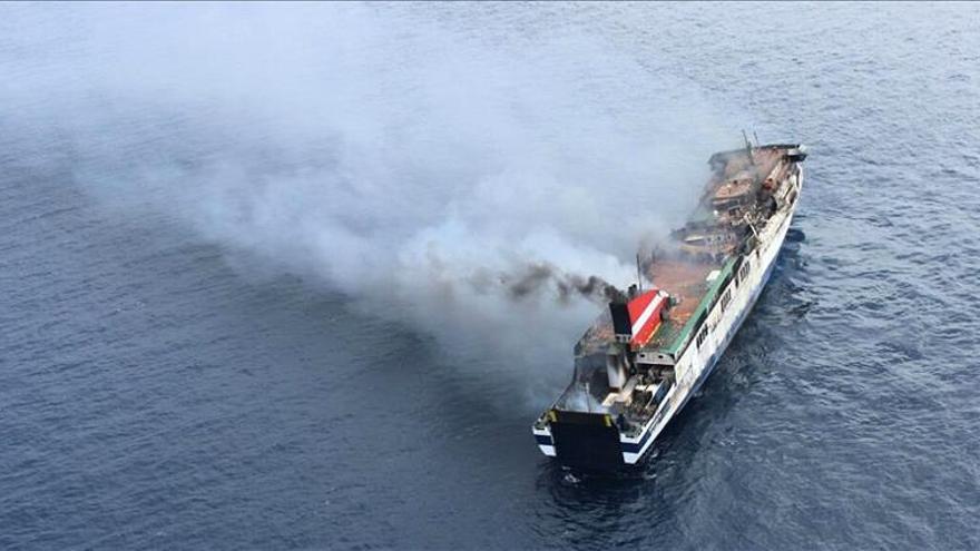 Pastor anuncia que el Sorrento será remolcado al puerto de Palma