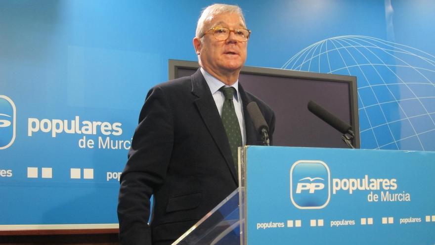 """Valcárcel achaca a la diplomacia de """"pitiminí"""" de la UE que Bruselas no se """"moje"""" con Cataluña"""