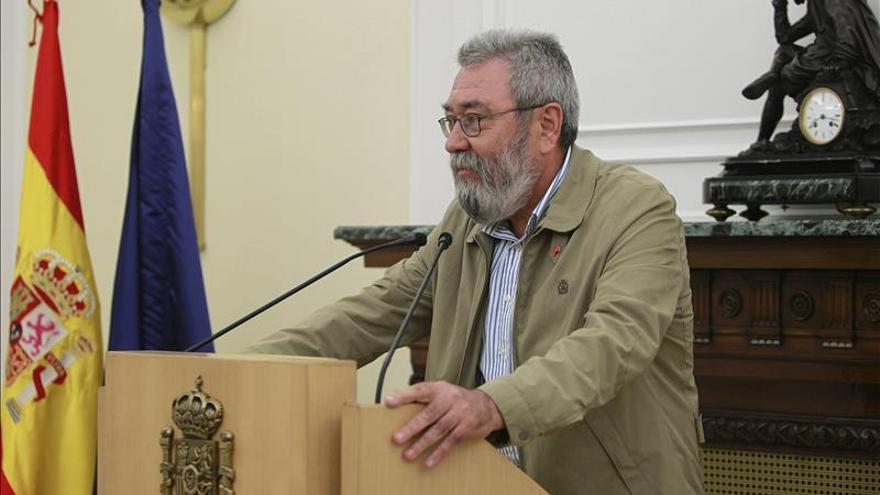 """Méndez adelanta a 2016 el Congreso de UGT para """"refundar"""" el sindicato"""