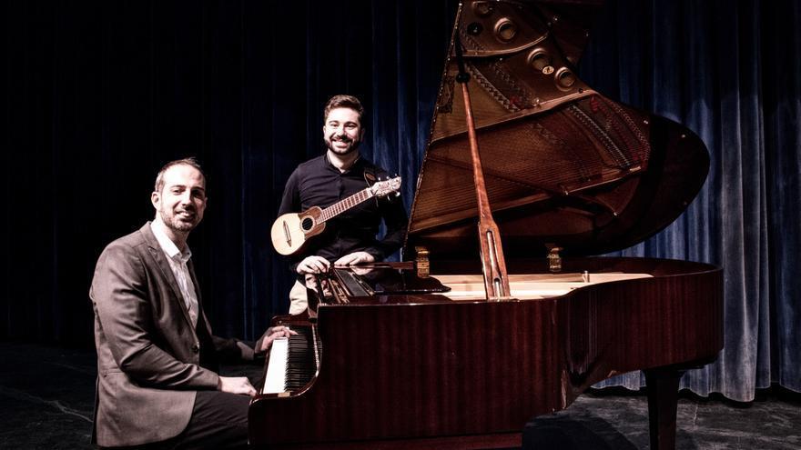 Abraham Ramos y Alberto Brazuelo.
