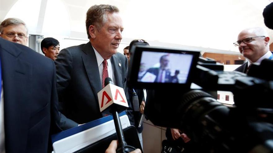 La primera ronda negociadora del TLCAN será en agosto en Washington