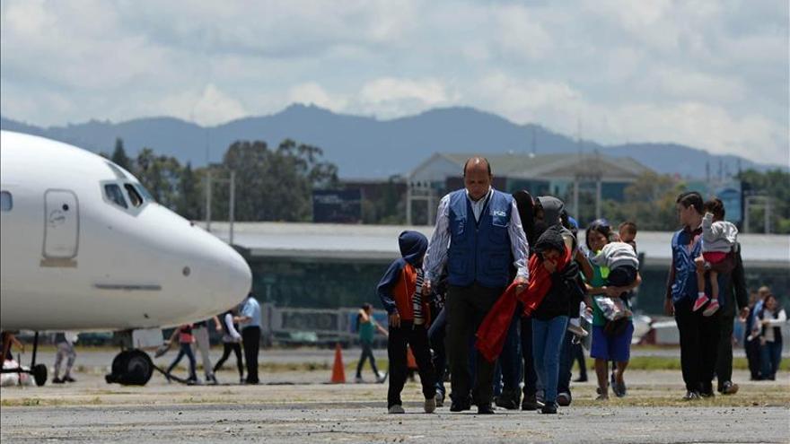 Honduras dice que ha reducido en un 70 por ciento la migración de niños no acompañados a EE.UU.