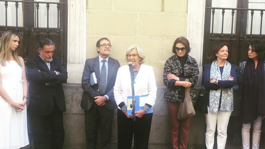 Carmena no descarta ser reelegida alcaldesa y Pepu Hernández aboga por intentar la opción de Villacís