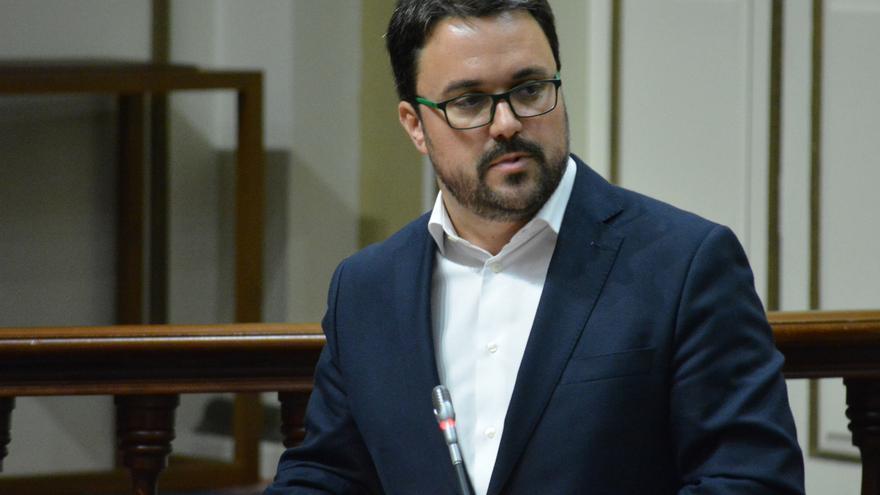 El presidente del PP en Canarias Asier Antona (Flickr Parcan)