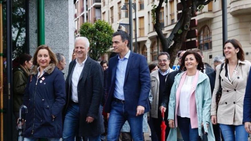 Pedro Sánchez en Logroño
