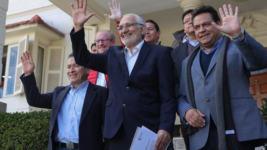 Alianza opositora no hará campaña en Bolivia en rechazo de las primarias