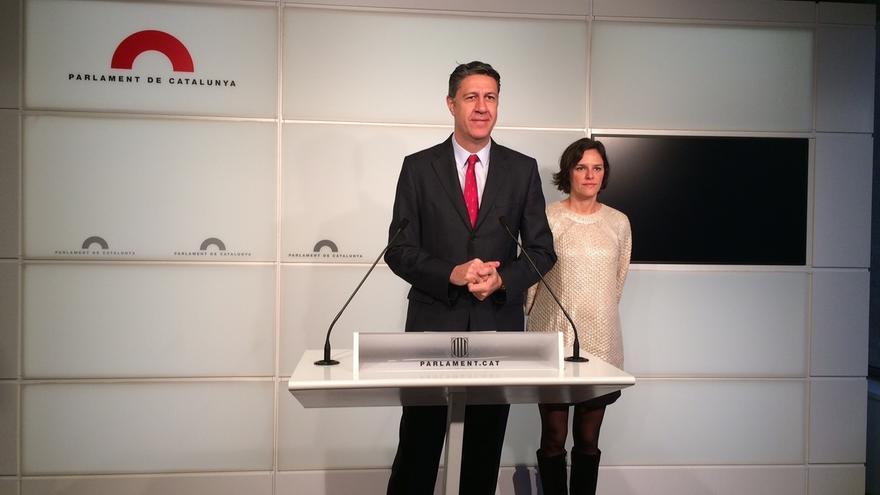 """Albiol (PP) afirma que Mas se está """"bajando los pantalones"""" ante la CUP"""