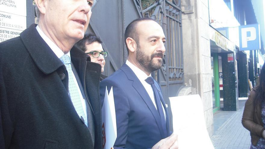 C's reclama al Gobierno que recurra ante el TC la declaración de soberanía del Parlamento catalán