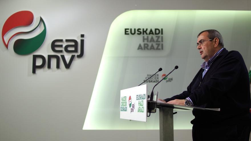 """PNV exige la destitución del fiscal general del Estado, """"agente activo de agravamiento"""" en el """"conflicto"""" de Cataluña"""