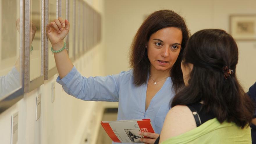 La alcaldesa de Getafe evita pronunciarse sobre su posible candidatura a liderar el PSM