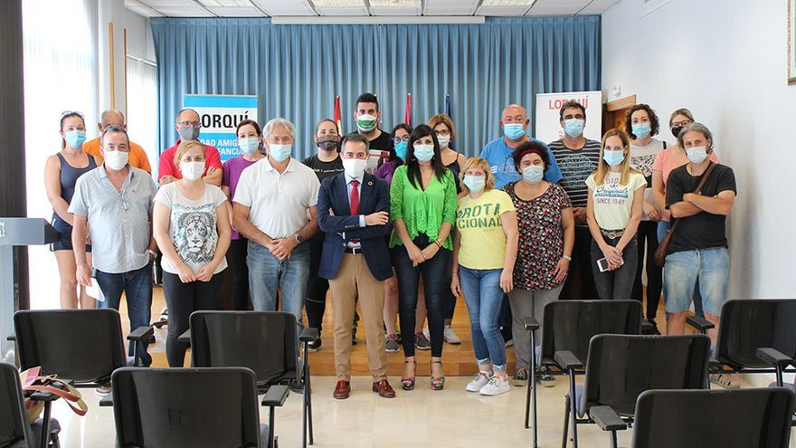 Los alumnos recibirán formación teórica y práctica de la especialidad de albañilería