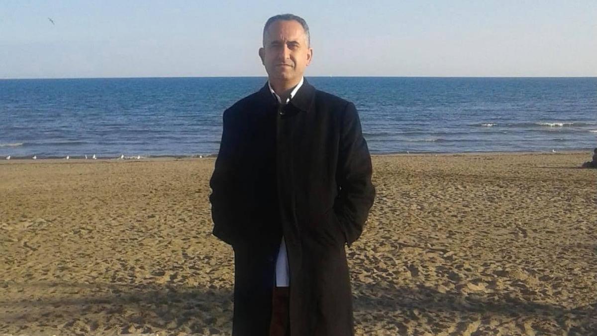 Abdul Salam, a València.